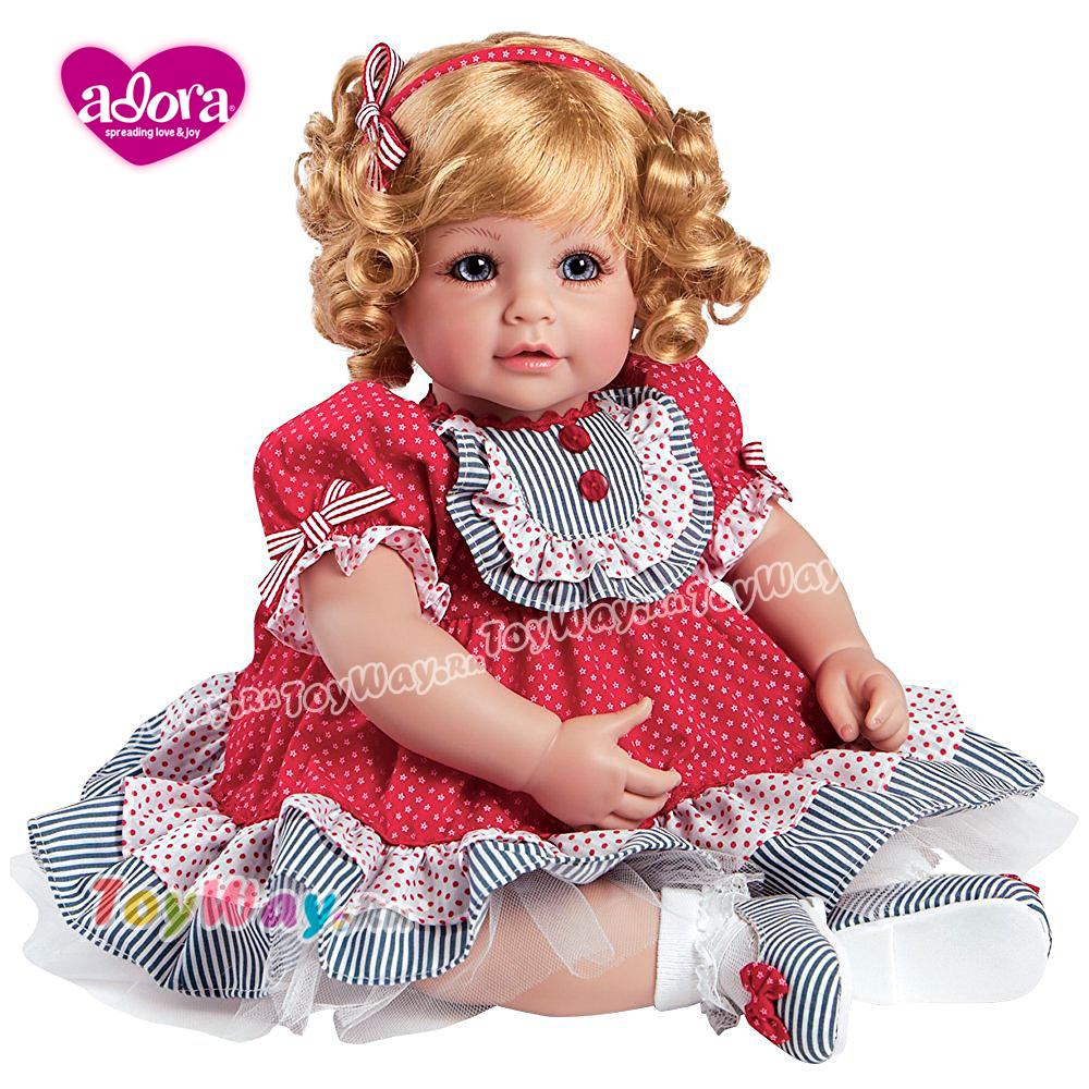 Кукла - Красотка, 51 смКуклы Адора<br>Кукла - Красотка, 51 см<br>