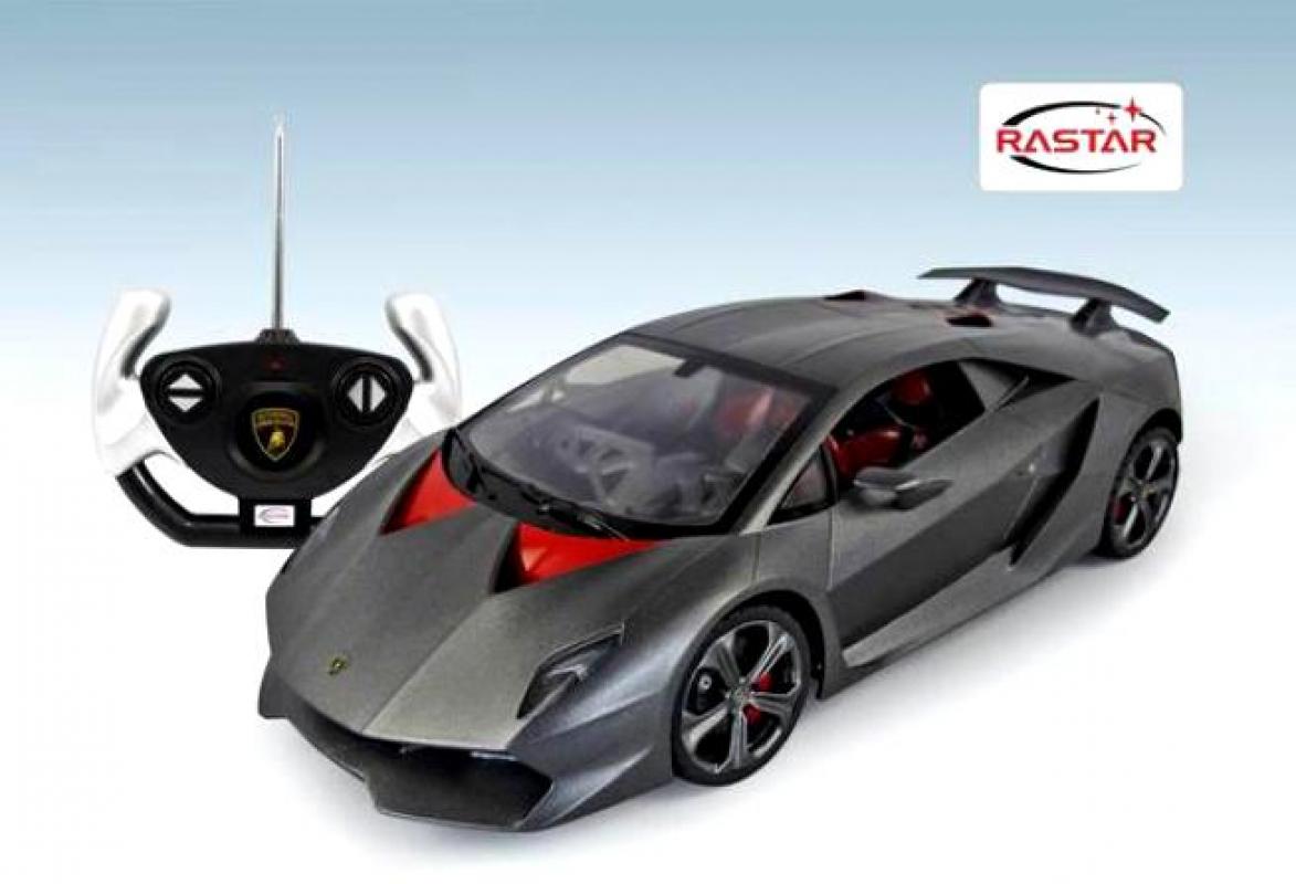 Купить Радиоуправляемая машина - Lamborghini Sesto Elemento, масштаб 1:18, Rastar