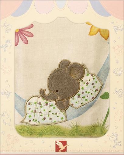Постельное белье Сладкий сон, 3 предмета, бежевоеДетское постельное белье<br>Постельное белье Сладкий сон, 3 предмета, бежевое<br>
