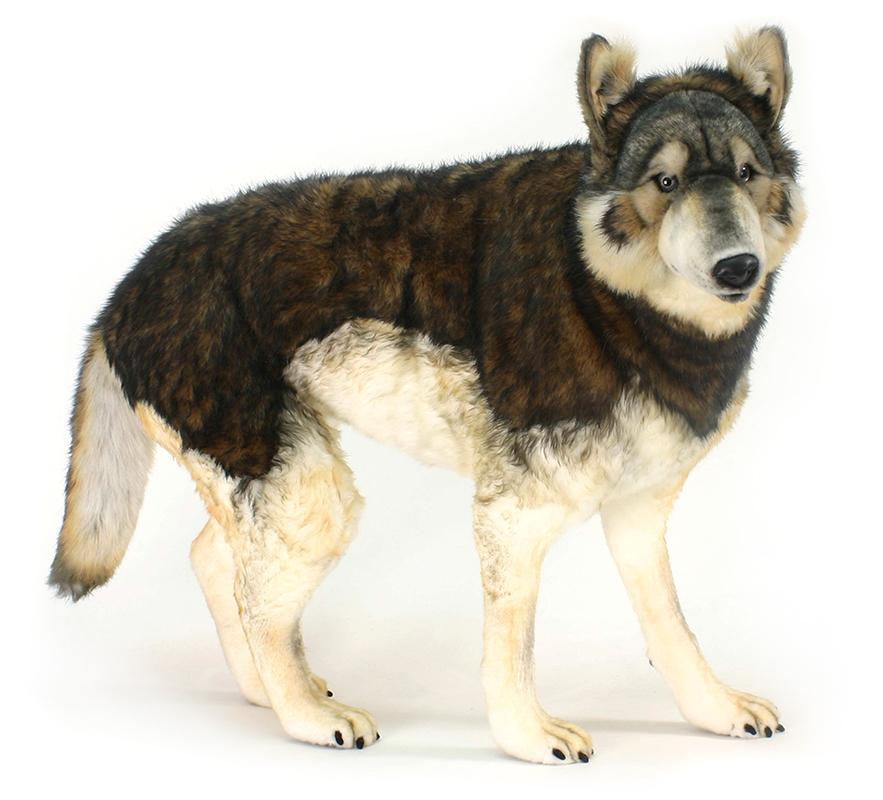 Лесной волк, 100 смБольшие игрушки (от 50 см)<br>Лесной волк, 100 см<br>