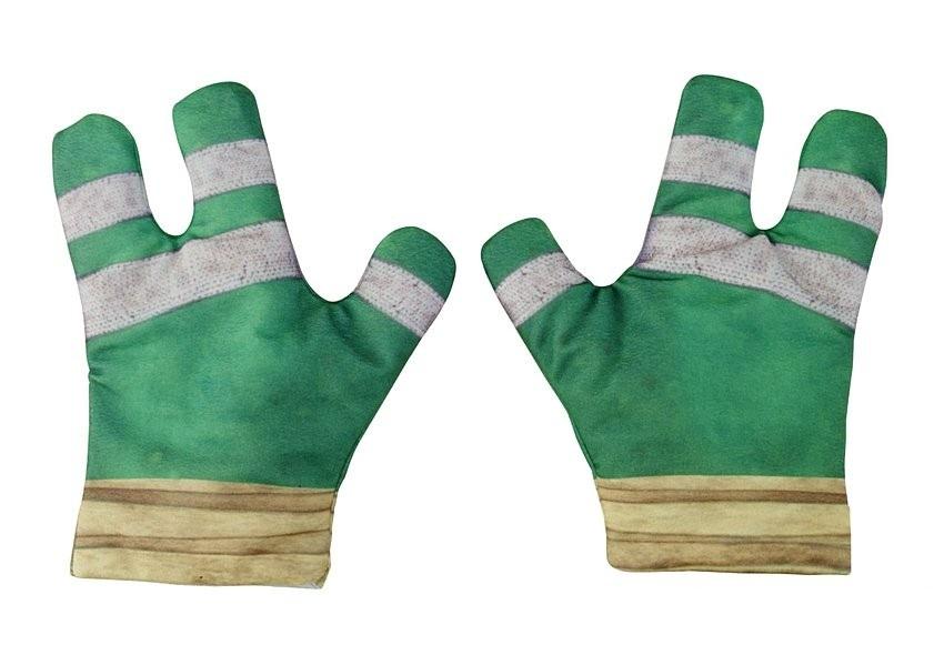 Звуковые перчатки Черепашки НиндзяЧерепашки Ниндзя<br>Звуковые перчатки Черепашки Ниндзя<br>