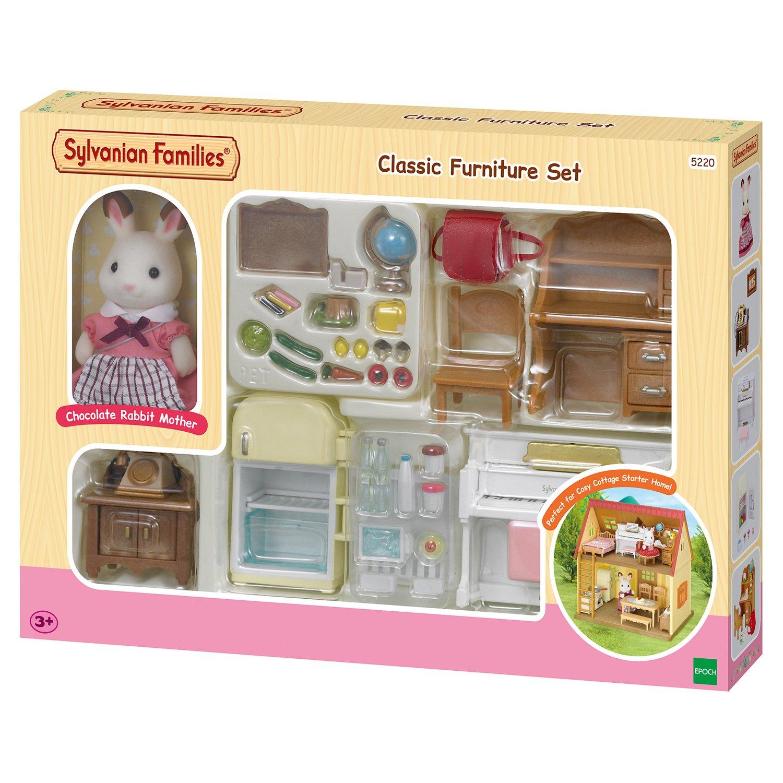 Купить Игровой набор - Мебель для уютного дома Марии из серии Sylvanian Families, Epoch