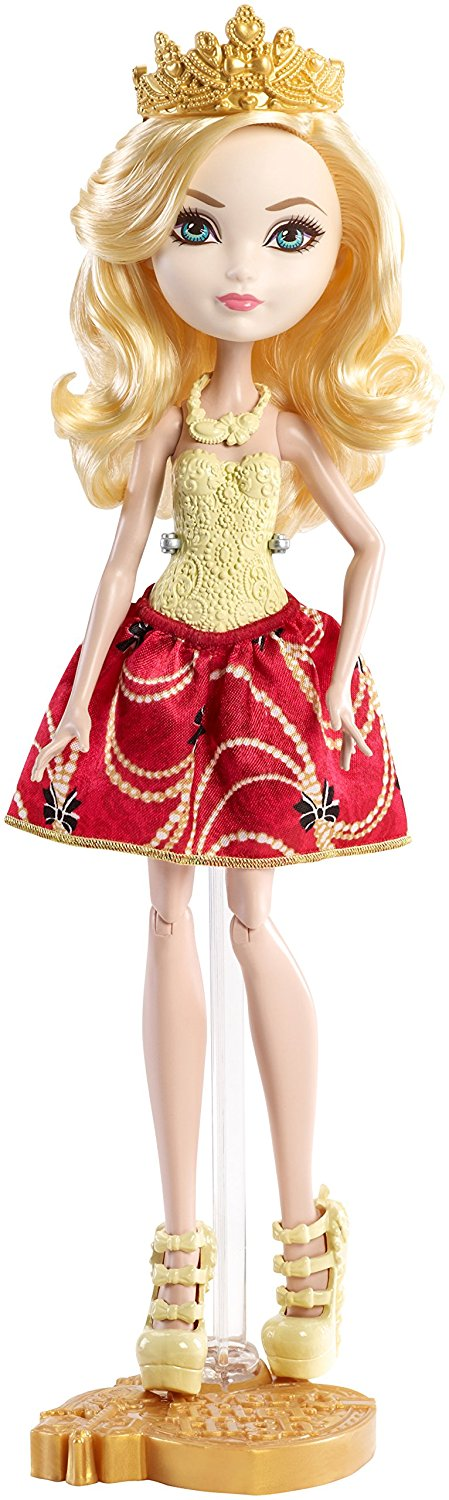 Кукла Ever After High - Эпл ВайтКуклы Ever After High и Monster High<br>Кукла Ever After High - Эпл Вайт<br>