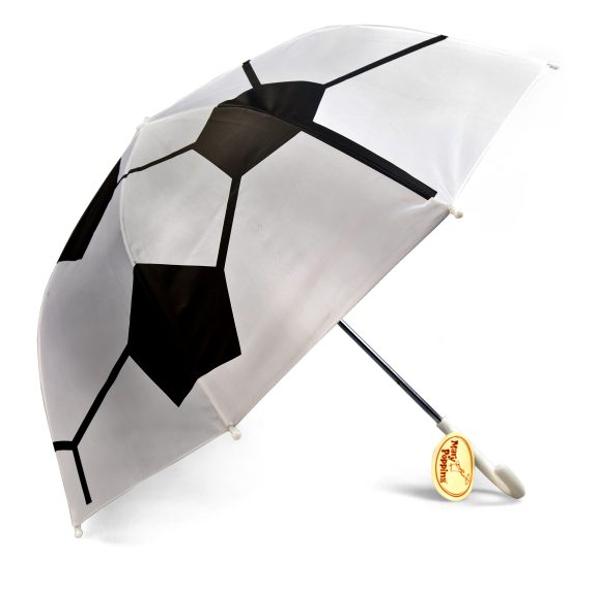 Зонт детский - Футбол, 46 см.Детские зонты<br>Зонт детский - Футбол, 46 см.<br>
