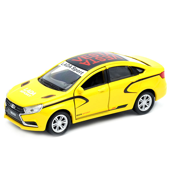 Купить Модель машины Lada Vesta sport, 1:34-39, Welly
