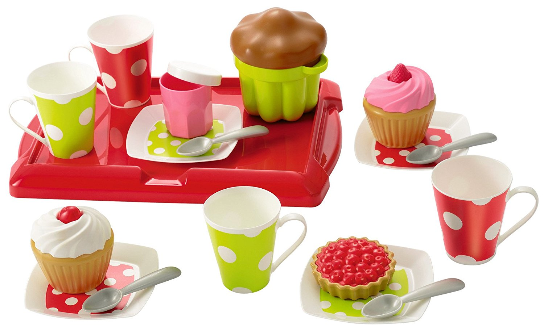 Игровой набор Завтрак на подносе - Аксессуары и техника для детской кухни, артикул: 64371