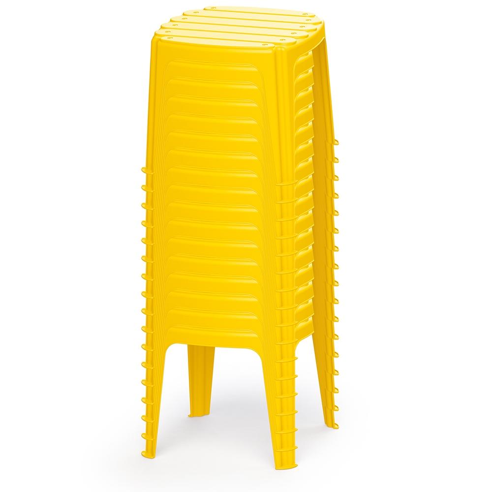 Столик для детей, желтый