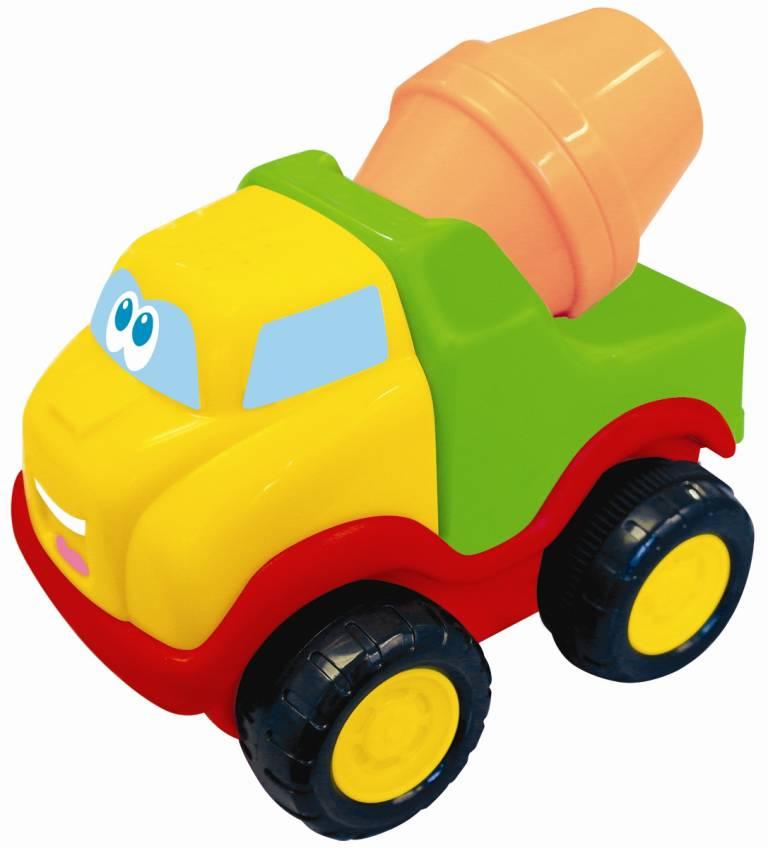 Бетономешалка - Машинки для малышей, артикул: 98993