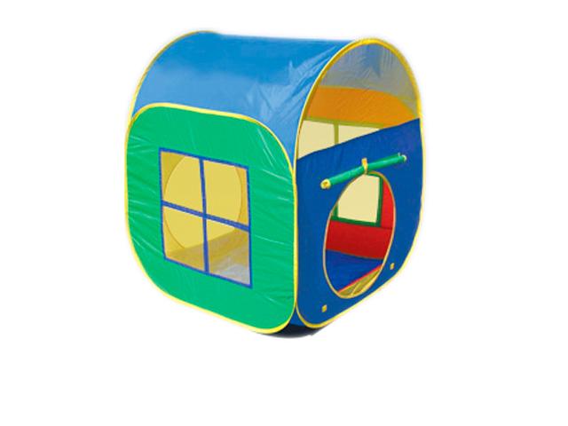 Детская игровая палатка – Домик, в сумке sim) - Домики-палатки, артикул: 171836