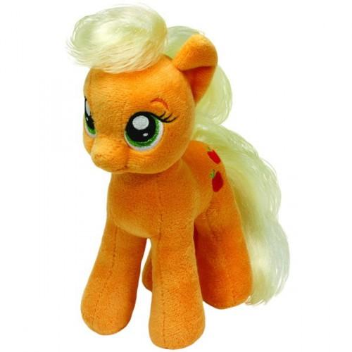 Мягкая игрушка пони Эппл Джек .