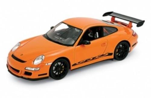 Коллекционная машинка Porsche 911  GT3, масштаб 1:24