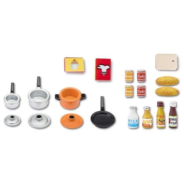 Набор аксессуаров для домика Смоланд - Посуда для кухни и еда, Lundby  - купить со скидкой