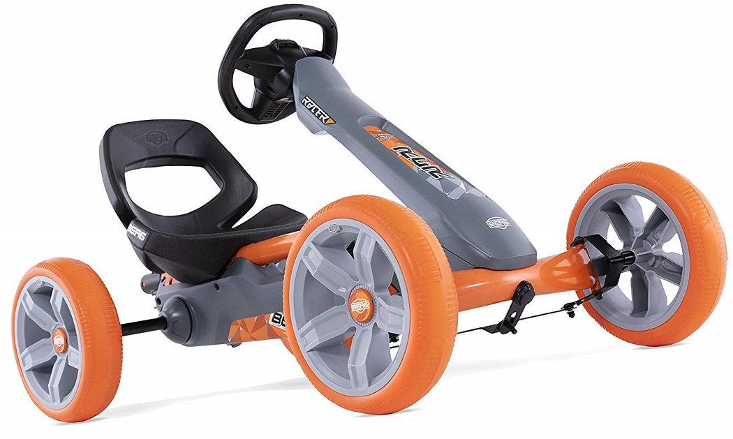 Веломобиль BERG Reppy Racer Go Kart