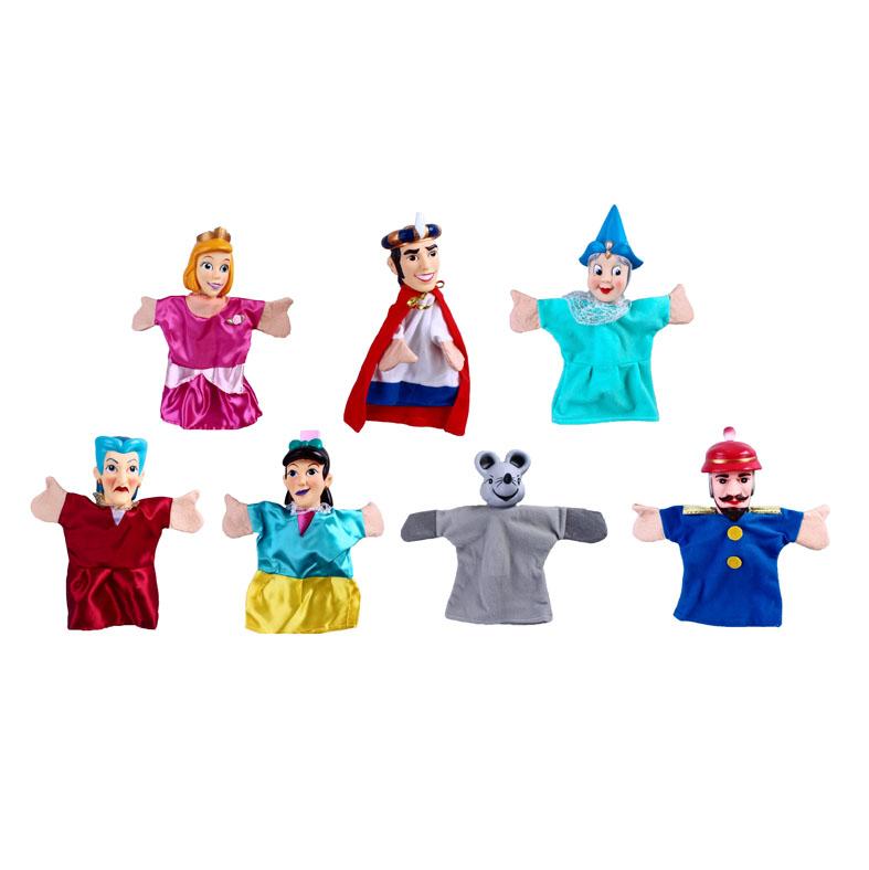 Кукольный театр – Золушка, 7 куколДетский кукольный театр <br>Кукольный театр – Золушка, 7 кукол<br>