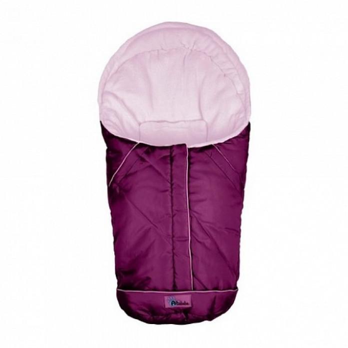 Зимний конверт Nordic Pram &amp; Car seat, розовый/фуксияЗимние конверты<br>Зимний конверт Nordic Pram &amp; Car seat, розовый/фуксия<br>
