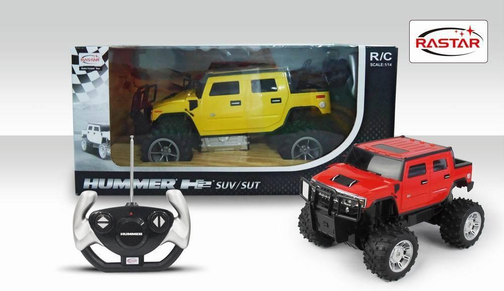 Радиоуправляемая машина Hummer SUT/ Hummer H1 SUV, масштаб 1:14