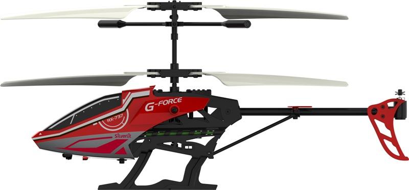 Радиоуправляемый 3-х канальный вертолет Sky Fury с гироскопомРадиоуправляемые вертолеты<br>Радиоуправляемый 3-х канальный вертолет Sky Fury с гироскопом<br>