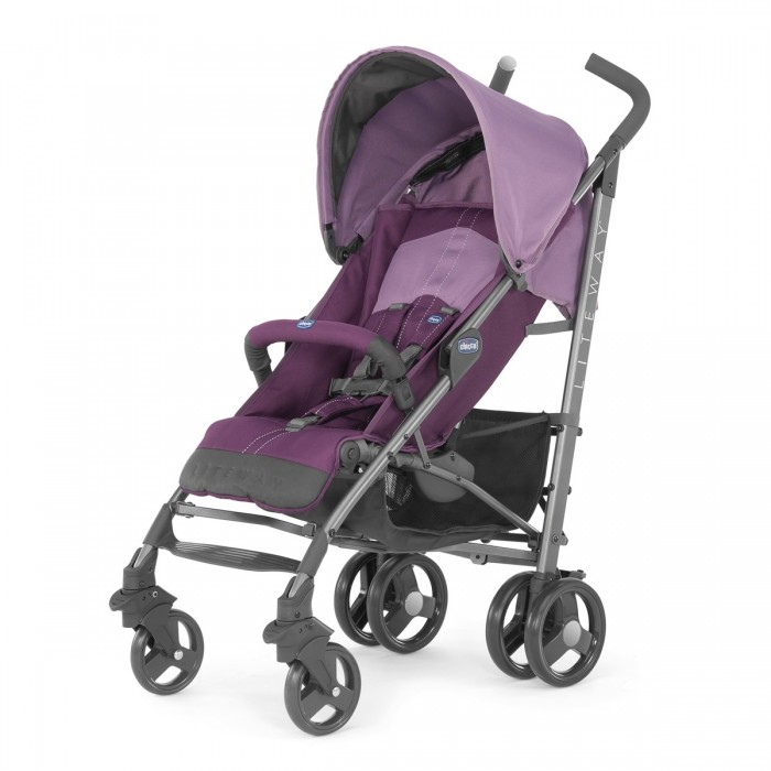 Коляска Lite Way 2 Top Bb PurpleДетские коляски Capella Jetem, Baby Care<br>Коляска Lite Way 2 Top Bb Purple<br>