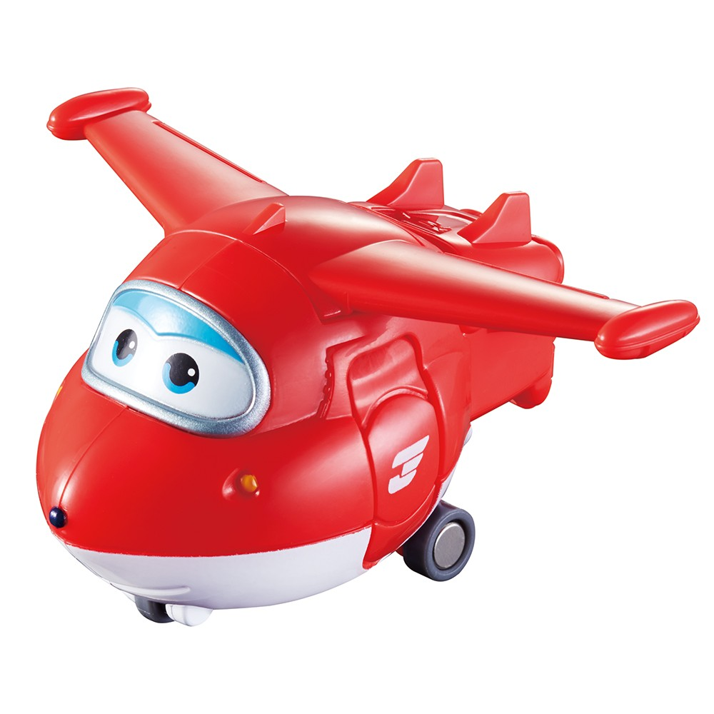 Мини-трансформер Джетт из серии Супер КрыльяСупер Крылья (Super Wings)<br>Мини-трансформер Джетт из серии Супер Крылья<br>
