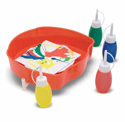 Набор для творчества Цветной водоворотНаборы для рисования<br>Набор для творчества Цветной водоворот<br>