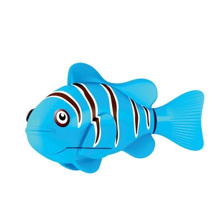 Голубая РобоРыбка Клоун - Игрушки для ванной, артикул: 23520