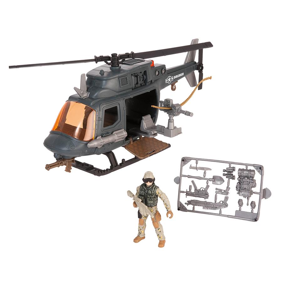 Купить Игровой набор Chap Mei Soldier Force - Десантный вертолет 521003-2