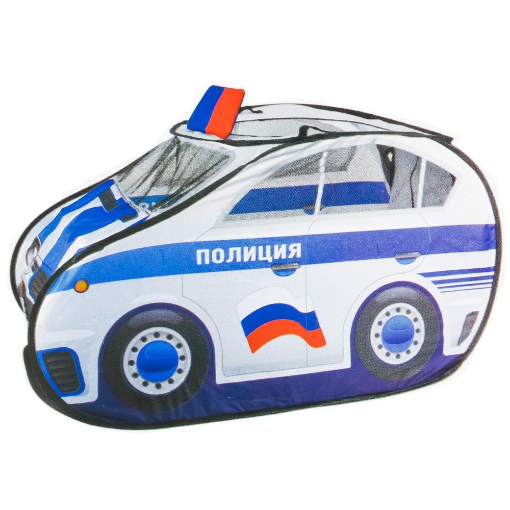 Купить Палатка детская игровая - Полиция в сумке, Yako