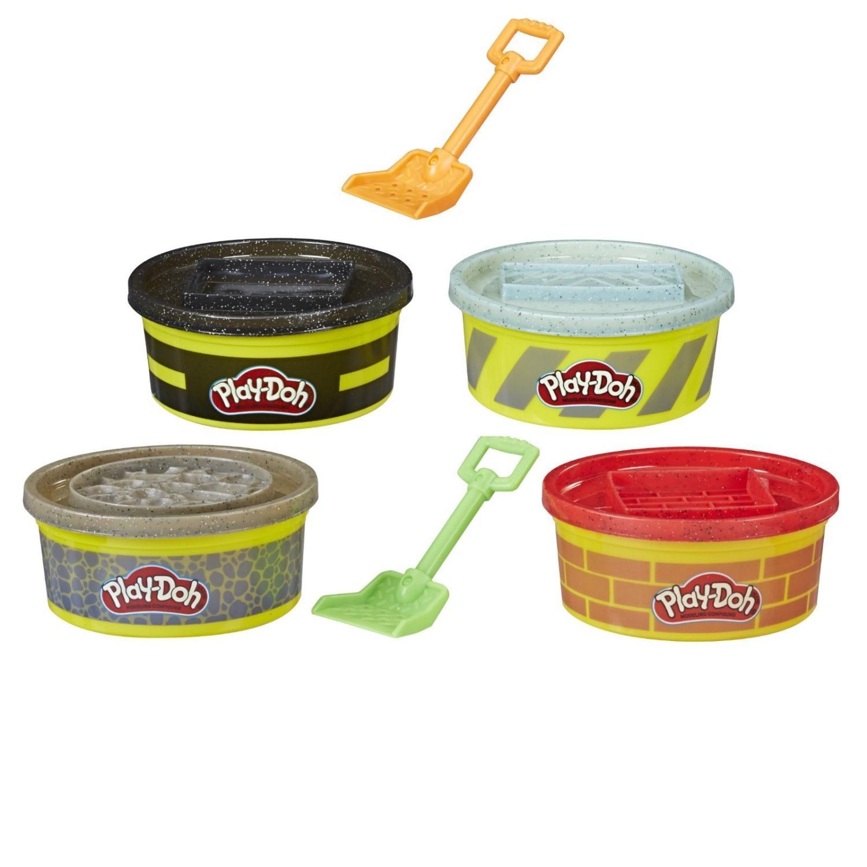 Play-Doh. Набор игровой - Wheels со специальной массой
