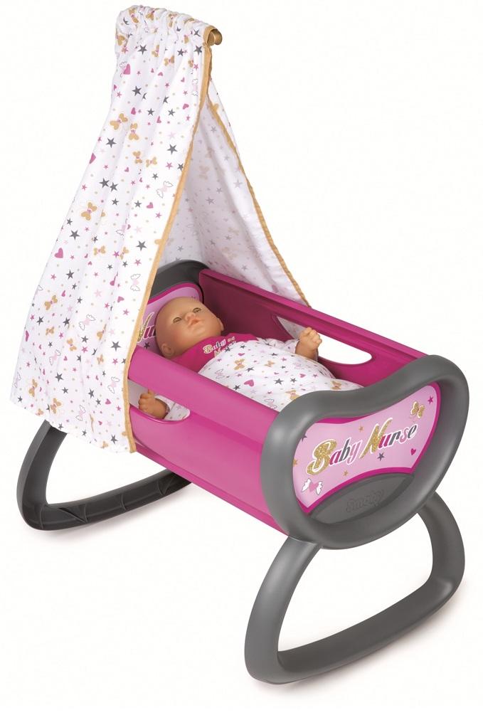 Колыбель для пупса - Baby NurseДетские кроватки для кукол<br>Колыбель для пупса - Baby Nurse<br>