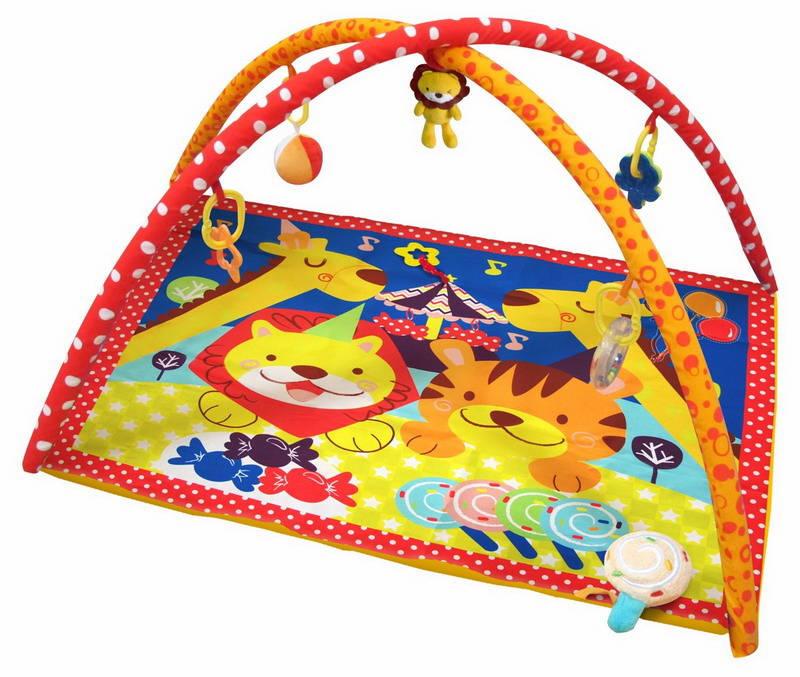 Коврик развивающий игровой - Цирк, MERX Limited  - купить со скидкой