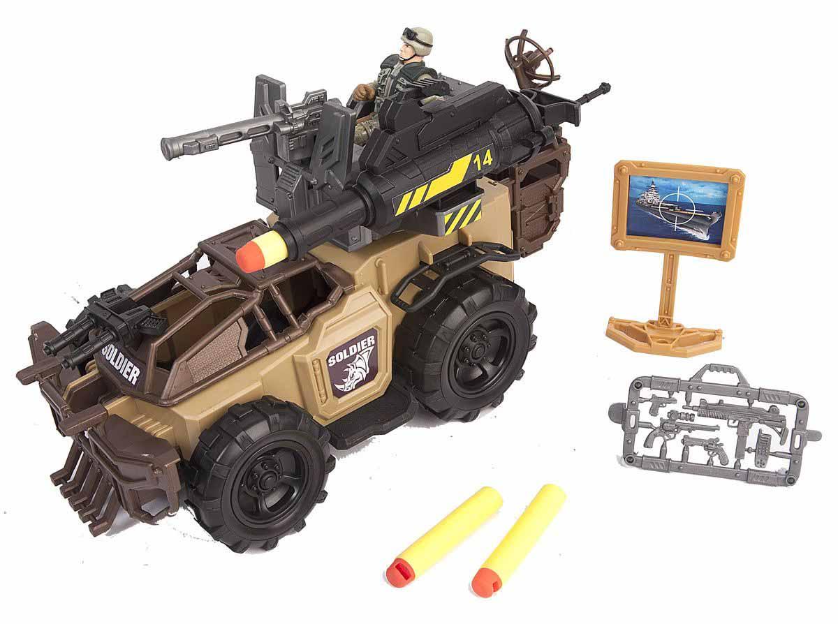 Набор - Ударный броневикРоботы, Воины<br>Набор - Ударный броневик<br>
