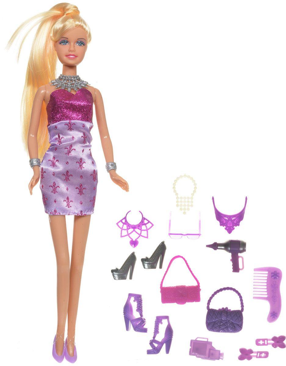 Кукла - МодницаКуклы Defa Lucy<br>Кукла - Модница<br>