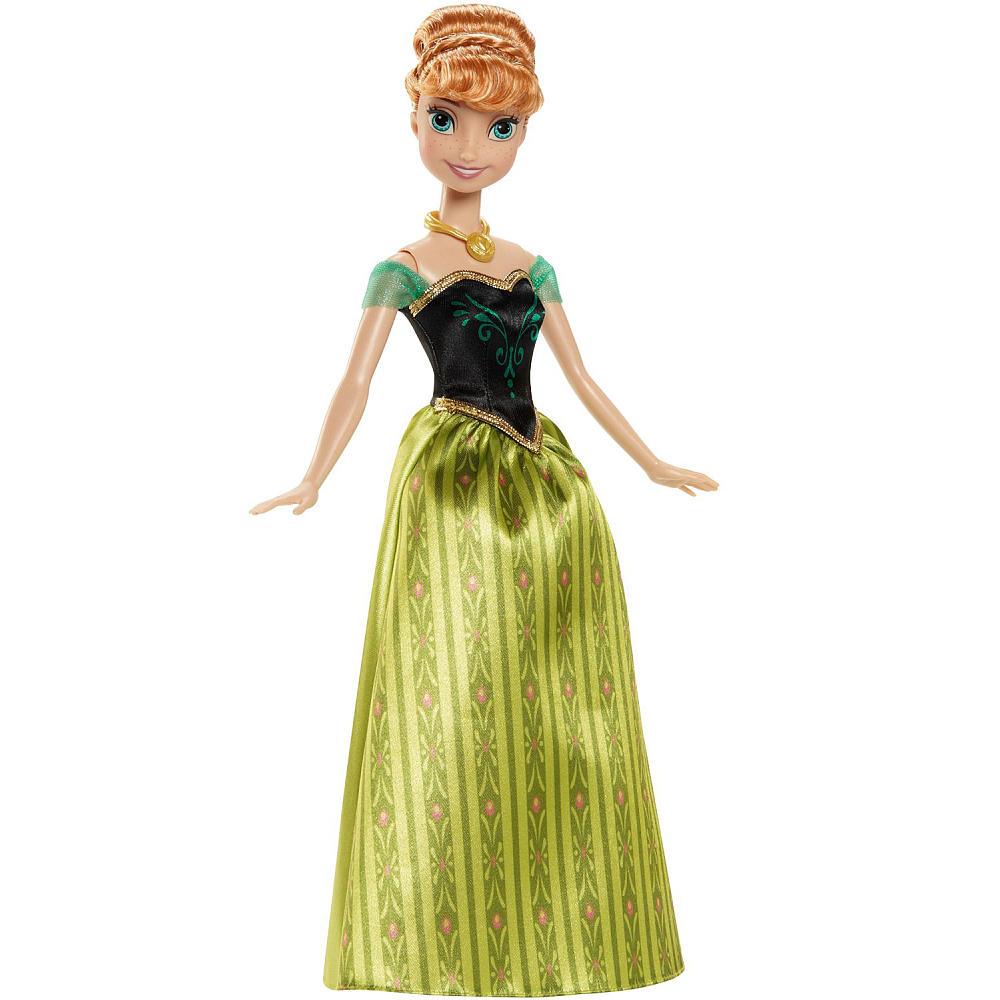 Кукла из серии Disney Princess - Анна, 30 см.Куклы холодное сердце<br>Кукла из серии Disney Princess - Анна, 30 см.<br>