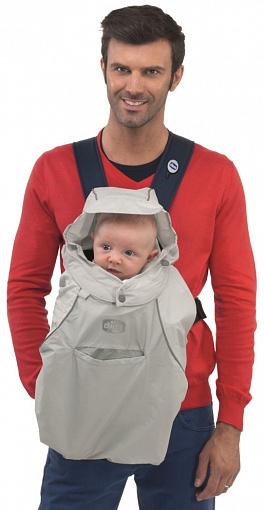 Дождевик для сумки-кенгуру