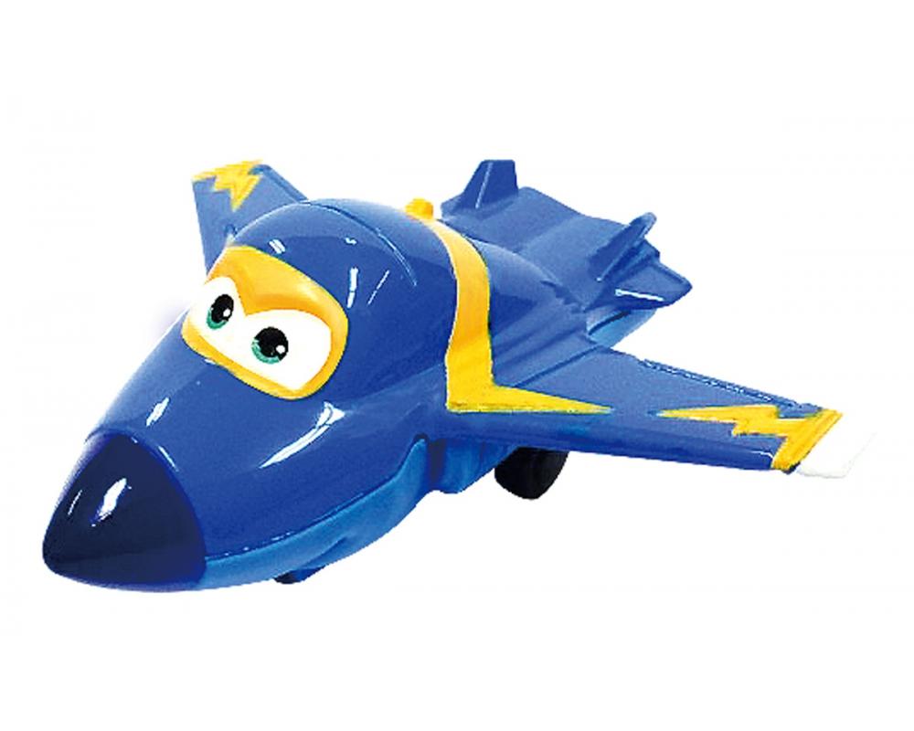 Металлическая фигурка Супер Крылья – ДжеромСупер Крылья Super Wings<br>Металлическая фигурка Супер Крылья – Джером<br>
