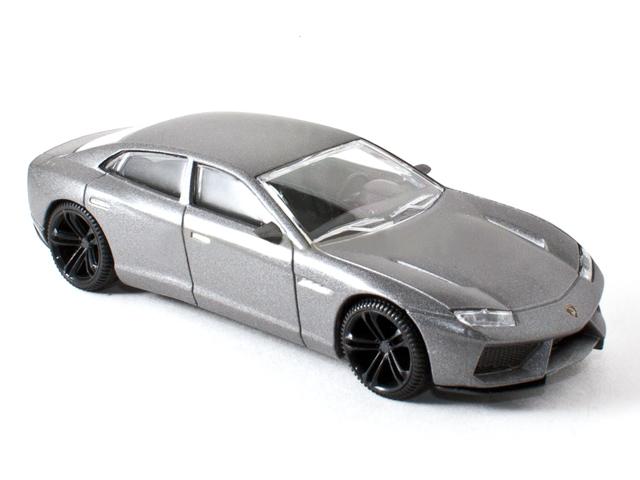 Металлическая машинка Lamborghini Estoque, масштаб 1:40Lamborghini<br>Металлическая машинка Lamborghini Estoque, масштаб 1:40<br>
