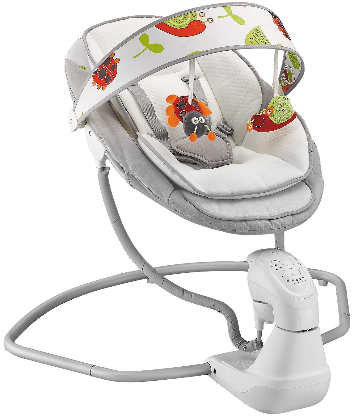 Электрокачели Nuovita Attento PiccoloЭлектронные качели для детей<br>Электрокачели Nuovita Attento Piccolo<br>