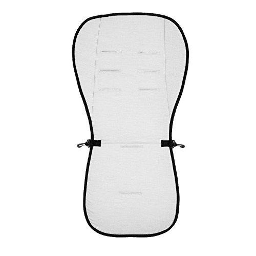 Купить Матрасик вкладыш из ткани Lifeline Polyester с покрытием 3D Mesh, размер 83 x 42 см., цвет бежевый, Altabebe