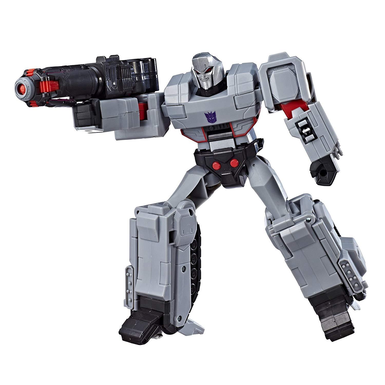 Игрушка из серии Transformers Cyberverse – Мегатрон, класс Ultimate, 30 см Трансформер Мегатрон, класс Ultimate, серия Transformers Cyberverse
