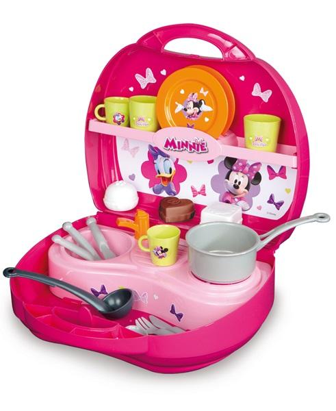 Игрушечная кухня Minnie - Детские игровые кухни, артикул: 96515