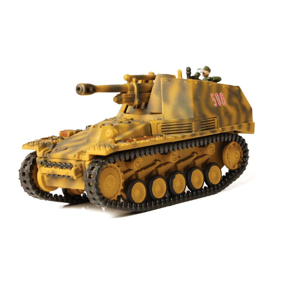 Коллекционная модель - немецкая САУ Howitzer Wespe, Венгрия, 1945 год, 1:72Военная техника<br>Коллекционная модель - немецкая САУ Howitzer Wespe, Венгрия, 1945 год, 1:72<br>