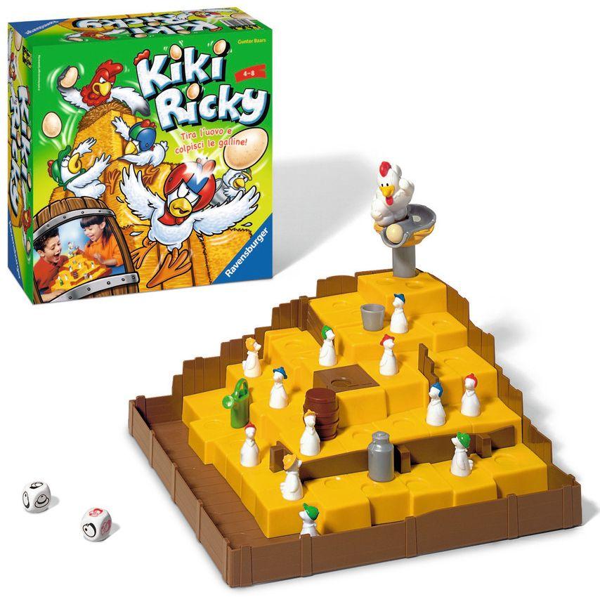 Настольная игра - Ку-ка-ре-ку!Развивающие<br>Настольная игра - Ку-ка-ре-ку!<br>