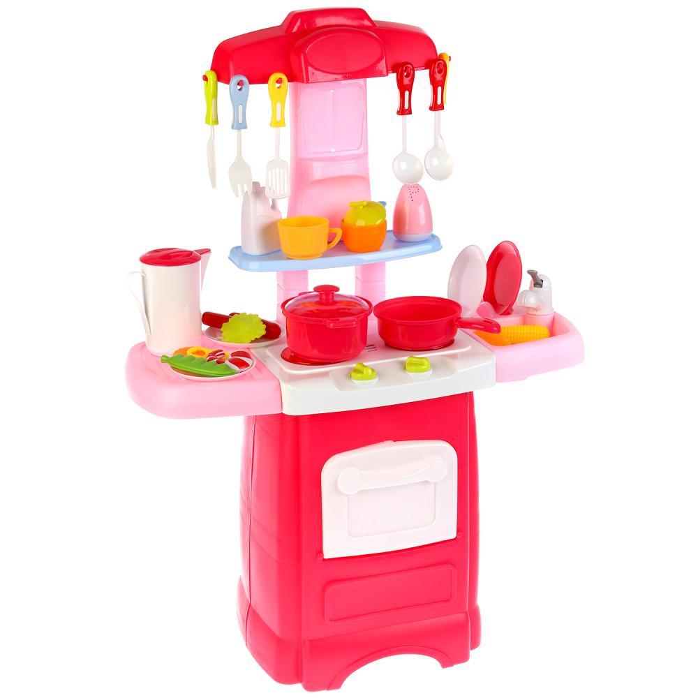 Купить Игровой набор - Кухня с водой, свет и звук, с аксессуарами