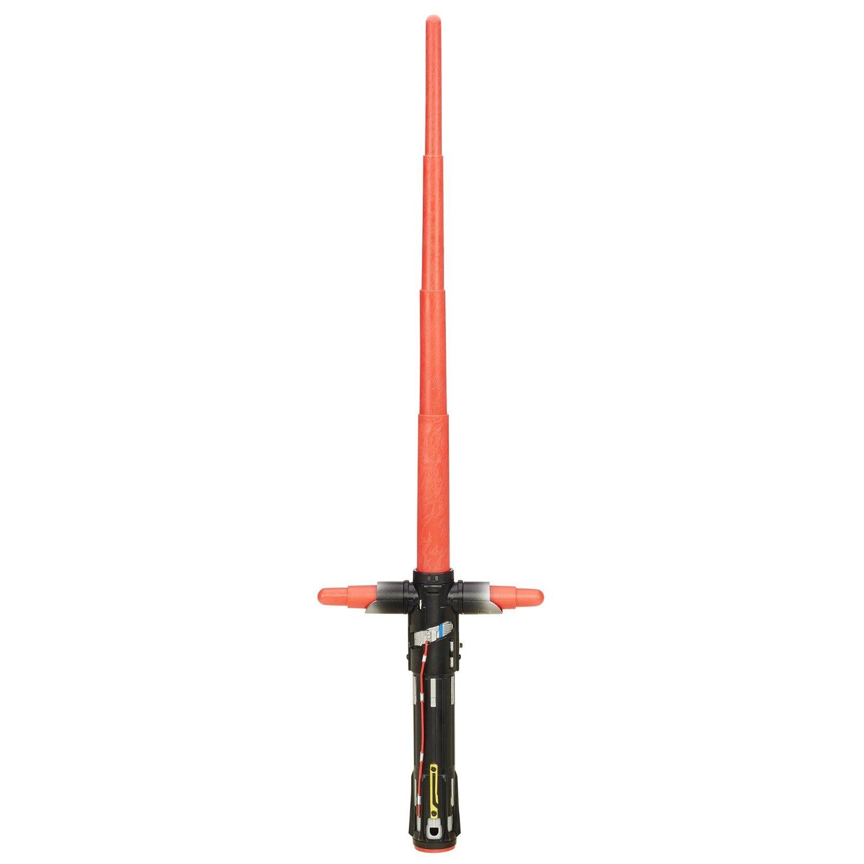 Купить Star Wars. Раздвижной световой меч главного Злодея, Hasbro
