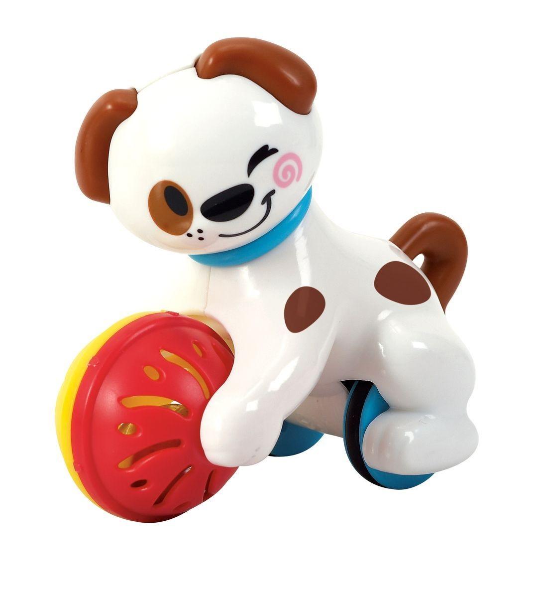 Развивающая игрушка – Щенок с колесикамиРазвивающие игрушки PlayGo<br>Развивающая игрушка – Щенок с колесиками<br>