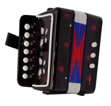 Детский музыкальный инструмент – АккордеонПрочее<br>Детский музыкальный инструмент – Аккордеон<br>