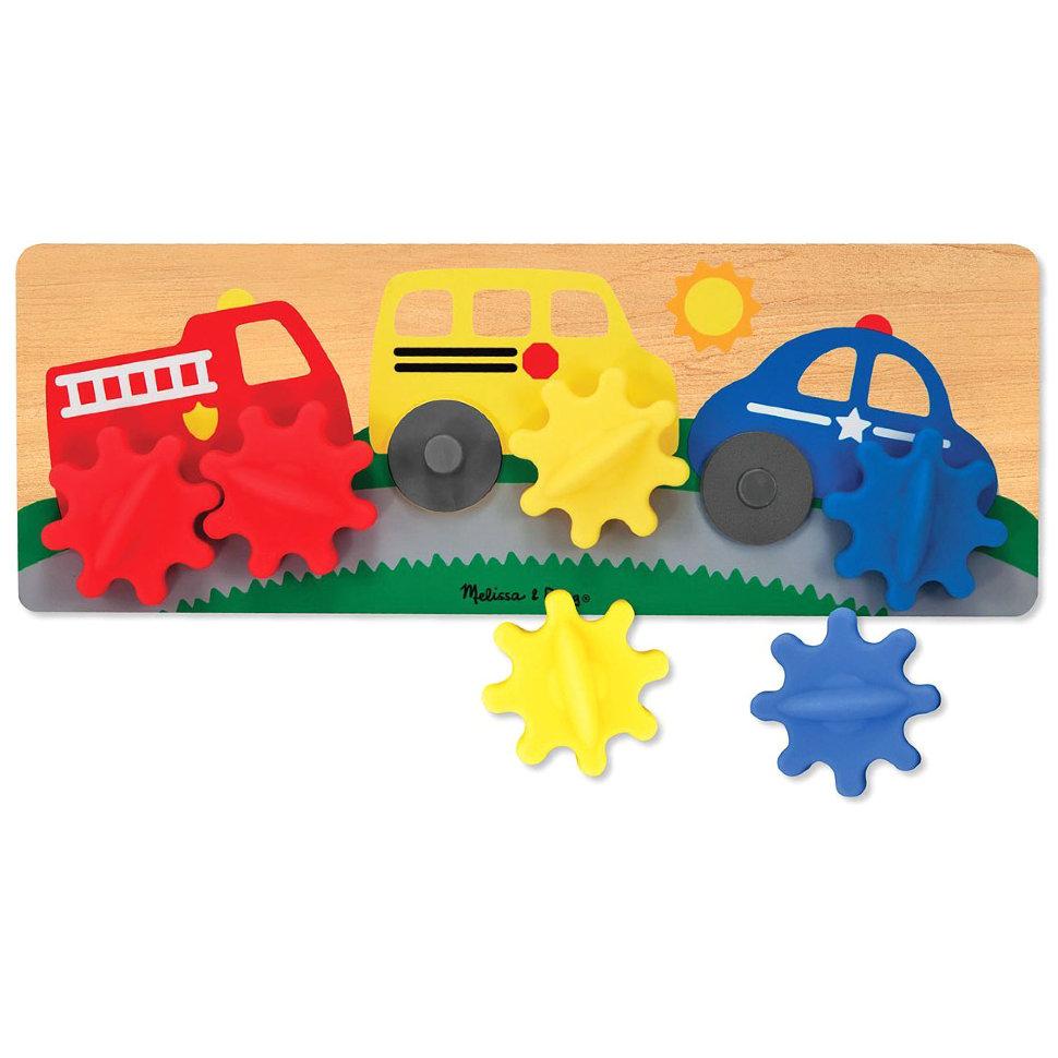 Машинки с шестеренками из серии Классические игрушки