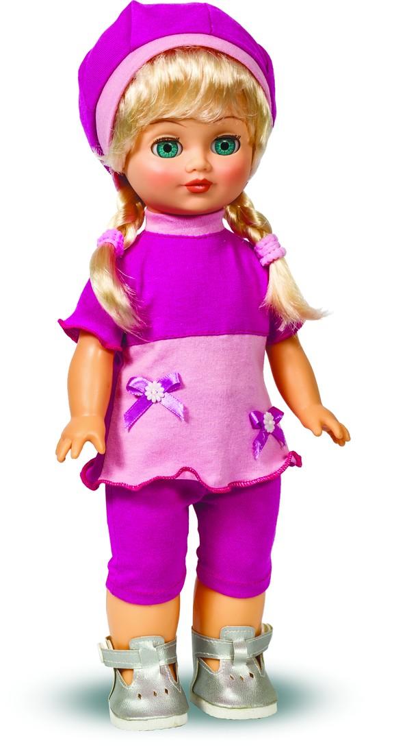 Кукла Лена-10, интерактивная - Куклы и пупсы, артикул: 83270