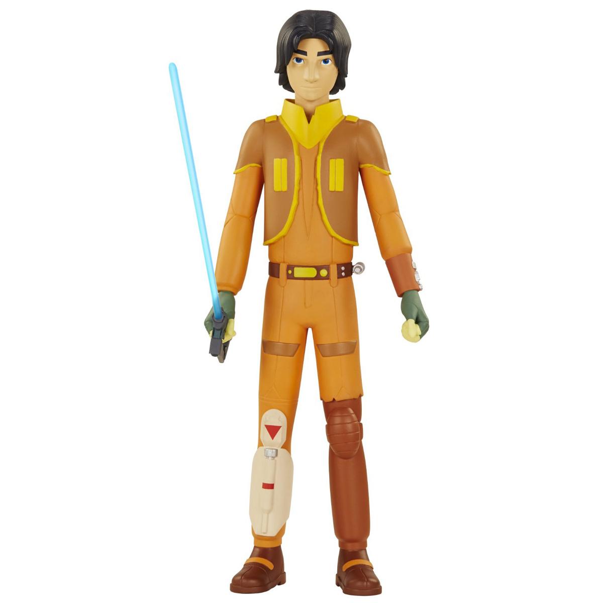 Большая фигурка Езра, Воины Повстанцев  Звёздные воины - Игрушки Star Wars (Звездные воины), артикул: 112693
