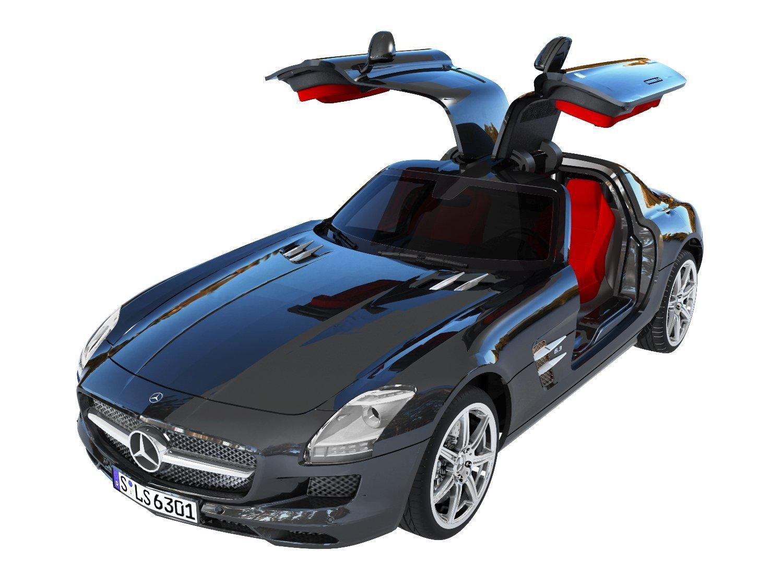 Машина с управлением от iPhone/iPad/iPod через Bluetooth - Mercedes-Benz, 1:16 с колонкойМашины на р/у<br>Машина с управлением от iPhone/iPad/iPod через Bluetooth - Mercedes-Benz, 1:16 с колонкой<br>